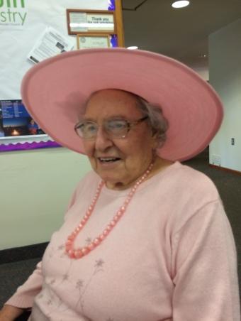 Grandma Margaret!